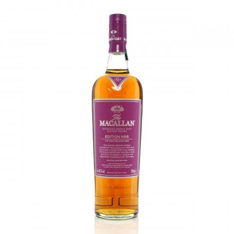 Macallan Edition No.5