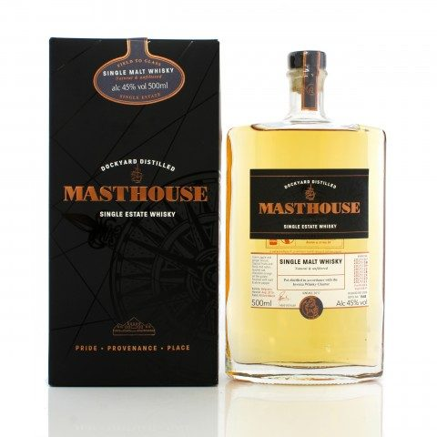 Masthouse 2017 Single Estate Whisky