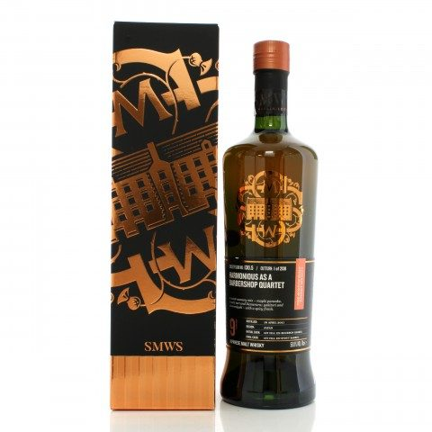 Chichibu 2011 9 Year Old SMWS 130.5