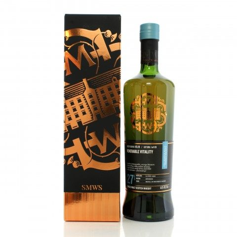 anCnoc 1992 27 Year Old SMWS 115.19