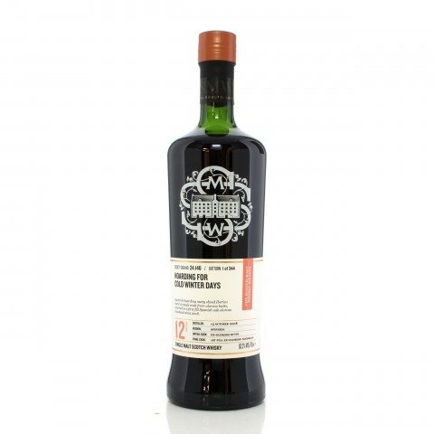 Macallan 2008 12 Year Old SMWS 24.146