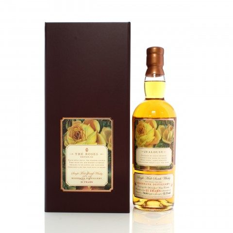 Rosebank 21 Year Old The Roses Edition No.3 Jealousy