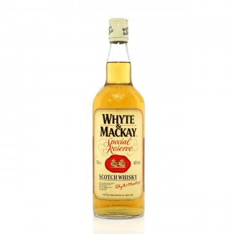 Whyte and Mackay Special Reserve
