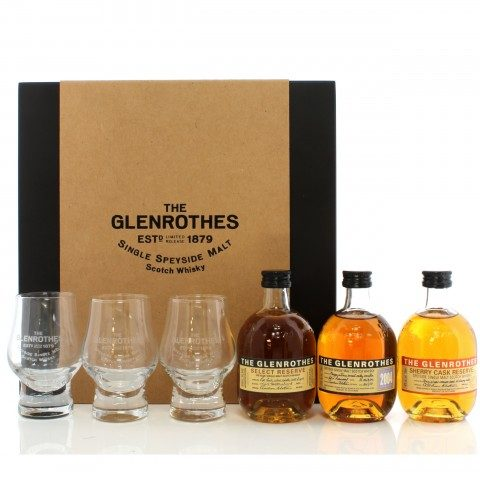 Glenrothes Triple Pack