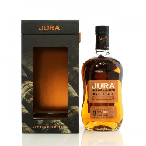 Jura 18 Year Old One For You