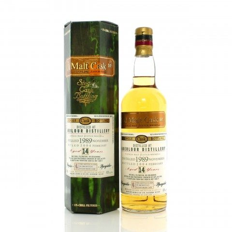 Aberlour 1989 14 Year Old Single Cask #1058 Douglas Laing Old Malt Cask