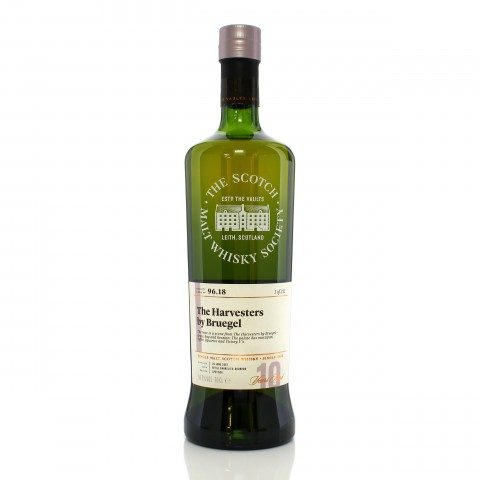 GlenDronach 2007 10 Year Old SMWS 96.18