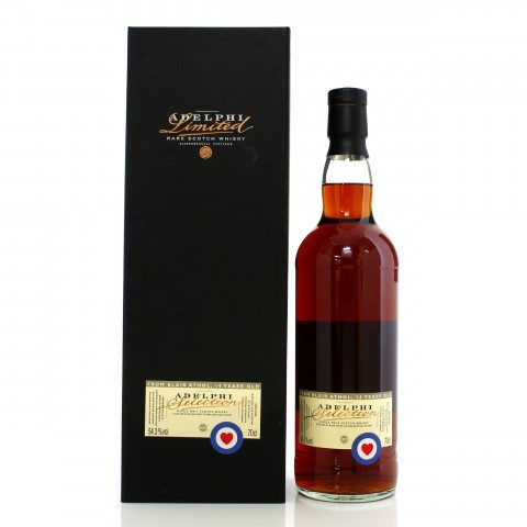Blair Athol 2006 14 Year Old Single Cask #2651 Adelphi Selection - RAF Benevolent Fund