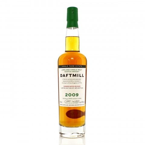 Daftmill 2009 11 Year Old Summer 2020 Release - UK Exclusive