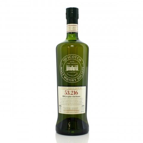 Caol Ila 1993 21 Year Old SMWS 53.216