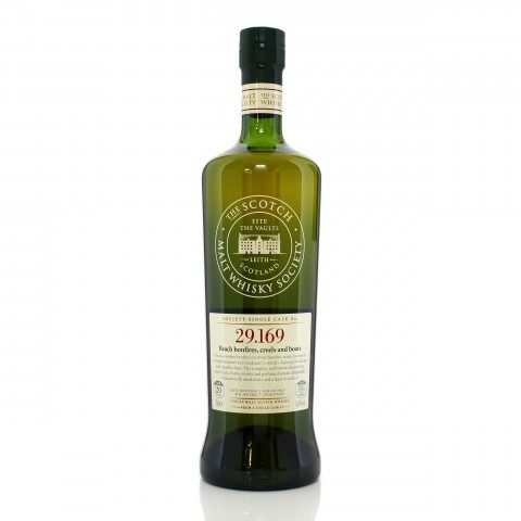 Laphroaig 1995 20 Year Old SMWS 29.169
