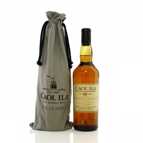 Caol Ila 10 Year Old Feis Ile 2018