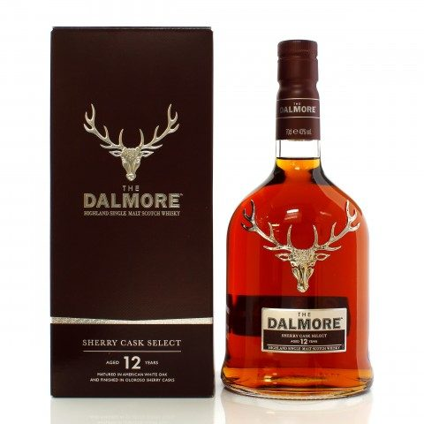 Dalmore 12 Year Old Sherry Cask Select