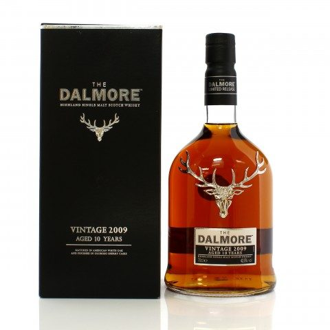 Dalmore 2009 10 Year Old