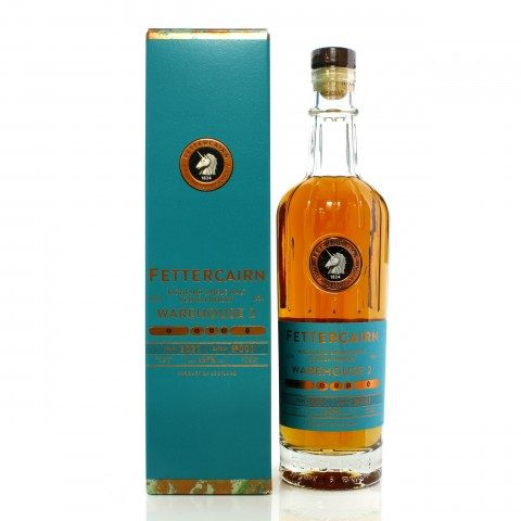 Fettercairn 2010 Warehouse 2 Batch No.1