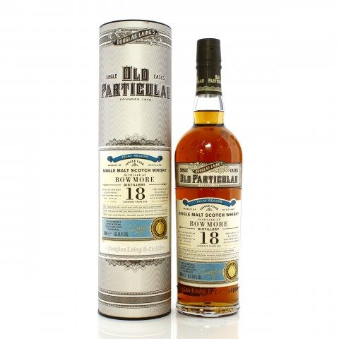 Bowmore 2002 18 Year Old Single Cask #14556 Old Particular