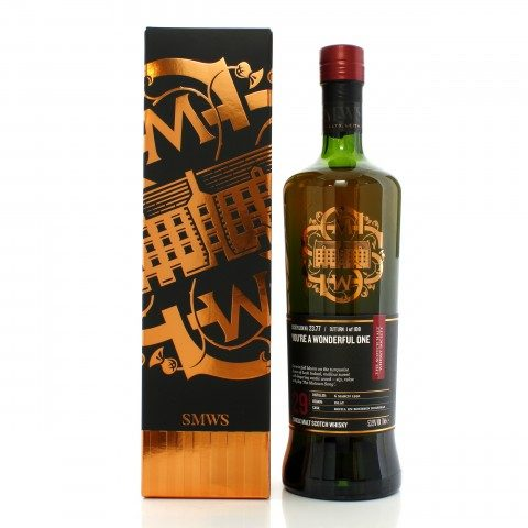 Bruichladdich 1991 29 Year Old SMWS 23.77