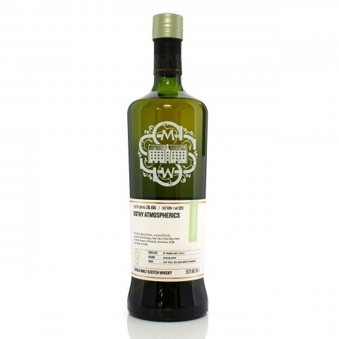 Clynelish 2011 9 Year Old SMWS 26.166