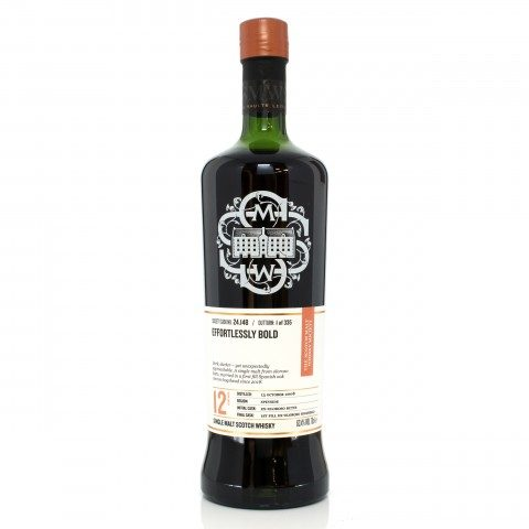 Macallan 2008 12 Year Old SMWS 24.148