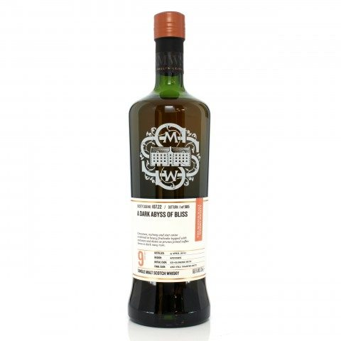 GlenAllachie 2011 9 Year Old SMWS 107.22