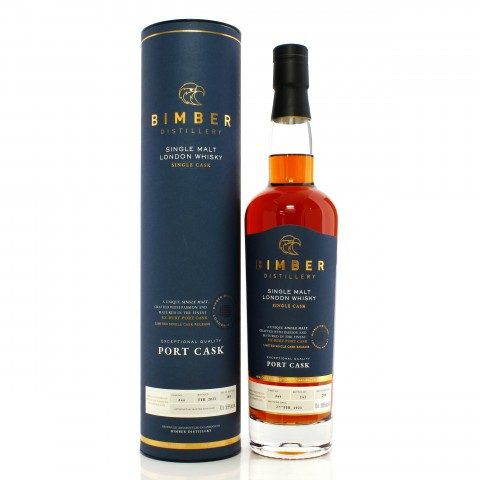 Bimber Single Cask #44 Port Cask