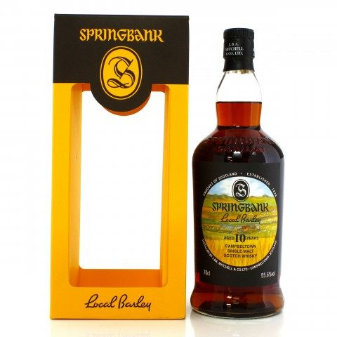 Springbank 2010 10 Year Old Local Barley