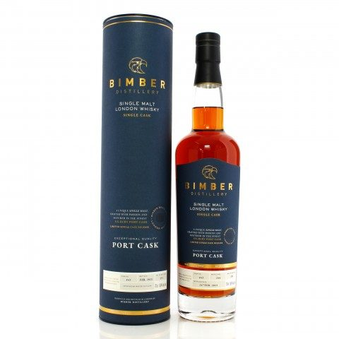 Bimber Single Cask #43 Port Cask