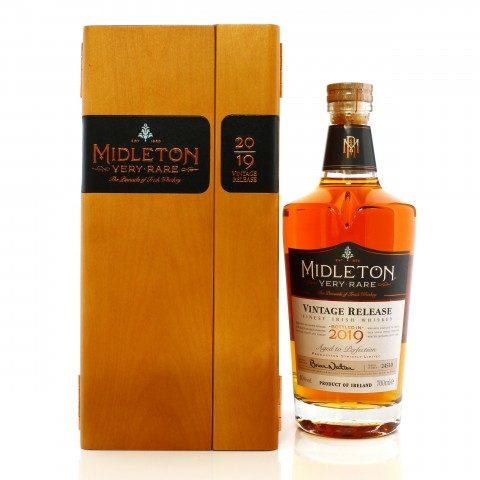 Midleton Very Rare 2019 Release