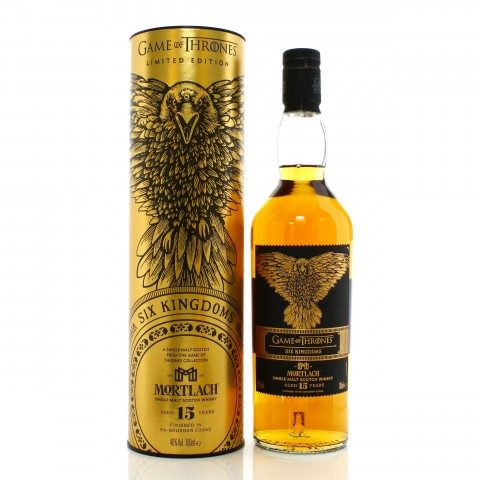 Mortlach 15 Year Old Game of Thrones - Six Kingdoms