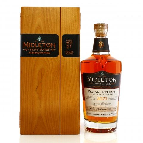 Midleton Very Rare 2021 Release