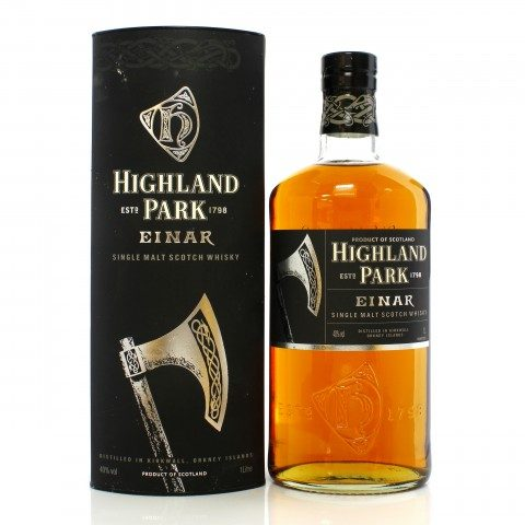 Highland Park Warrior Series Einar - Travel Retail
