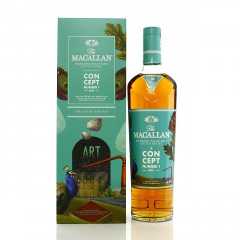 Macallan Concept No.1 - Art