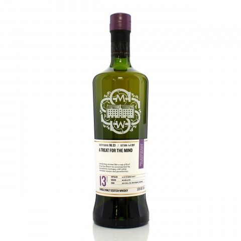 GlenDronach 2007 13 Year Old SMWS 96.33