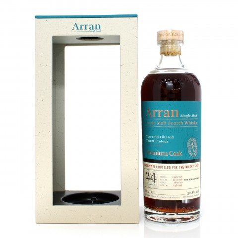 Arran 1996 24 Year Old Single Cask #736 - TWS