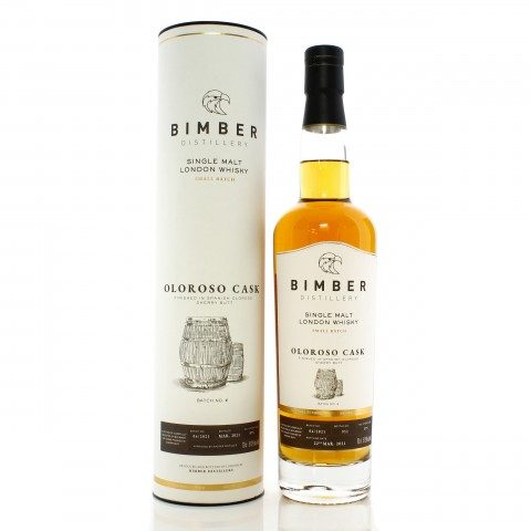 Bimber Oloroso Sherry Cask Batch #4