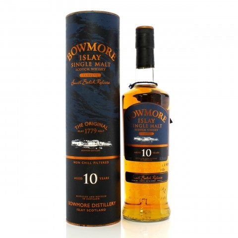 Bowmore 2009 10 Year Old Tempest Small Batch Release No.1