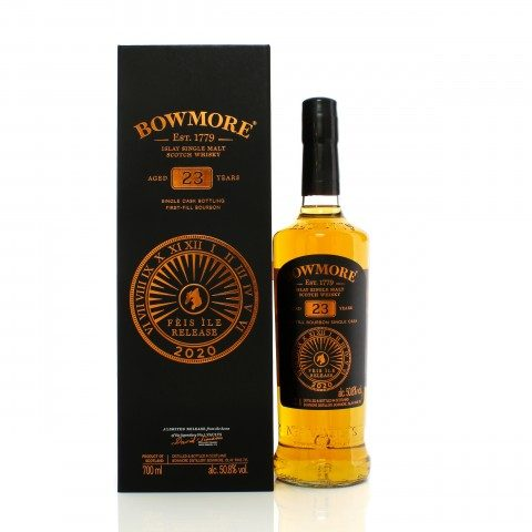 Bowmore 1996 23 Year Old Single Cask Feis Ile 2021