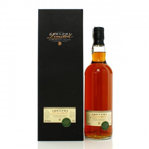 Mortlach 1993 25 Year Old Single Cask #4469 Adelphi Limited