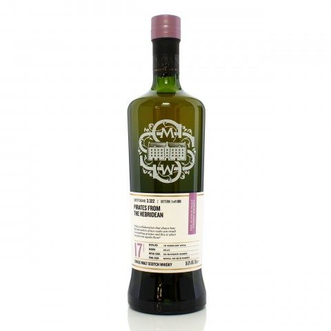 Bowmore 2004 17 Year Old SMWS 3.322