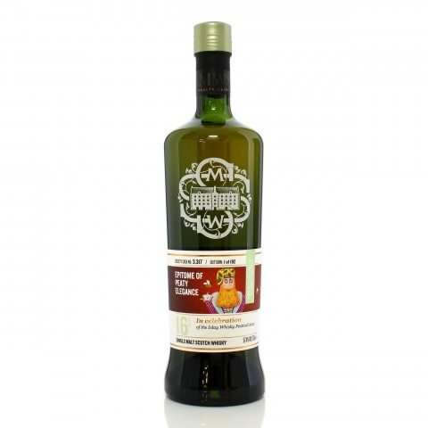 Bowmore 2004 16 Year Old SMWS 3.317 - Feis Ile 2021