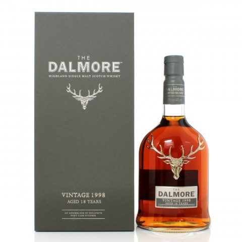 Dalmore 1998 18 Year Old Port Vintages