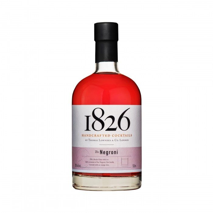 1826 Negroni Handcrafted Cocktail