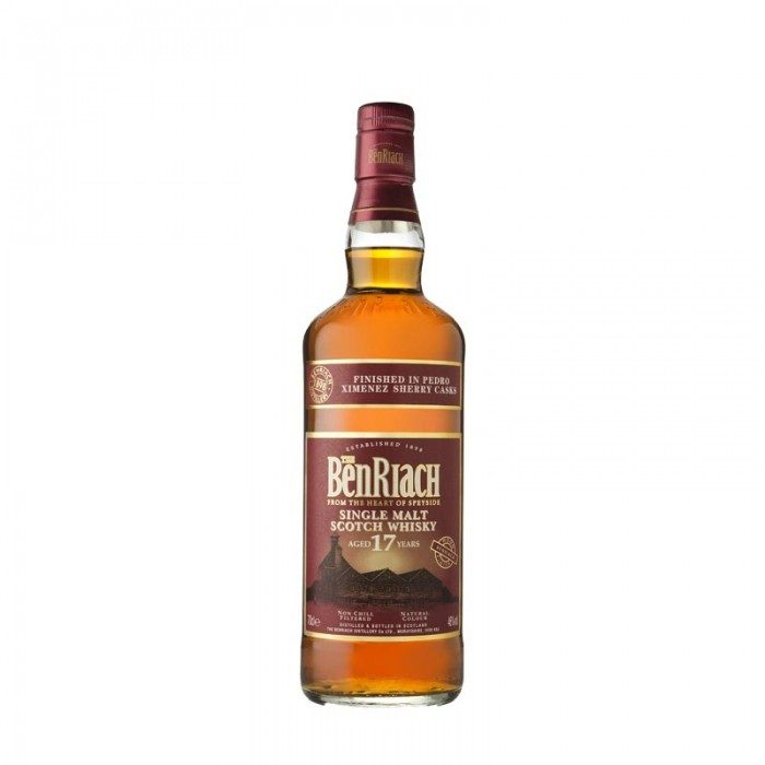 BenRiach 17 Year Old Pedro Ximenez Sherry Wood