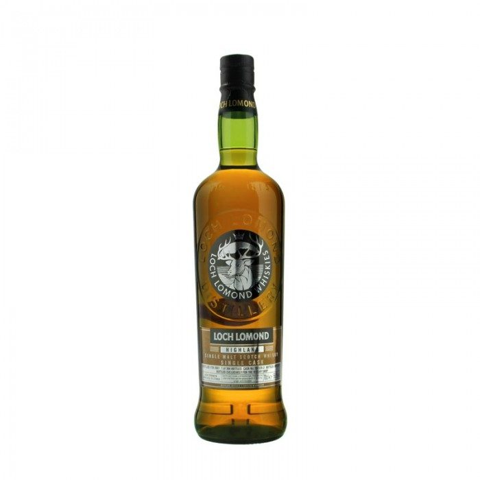 Loch Lomond 2001 The Whisky Shop Exclusive Limousin Oak Cask