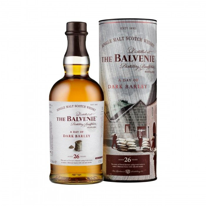 The Balvenie A Day of Dark Barley 26 Year Old