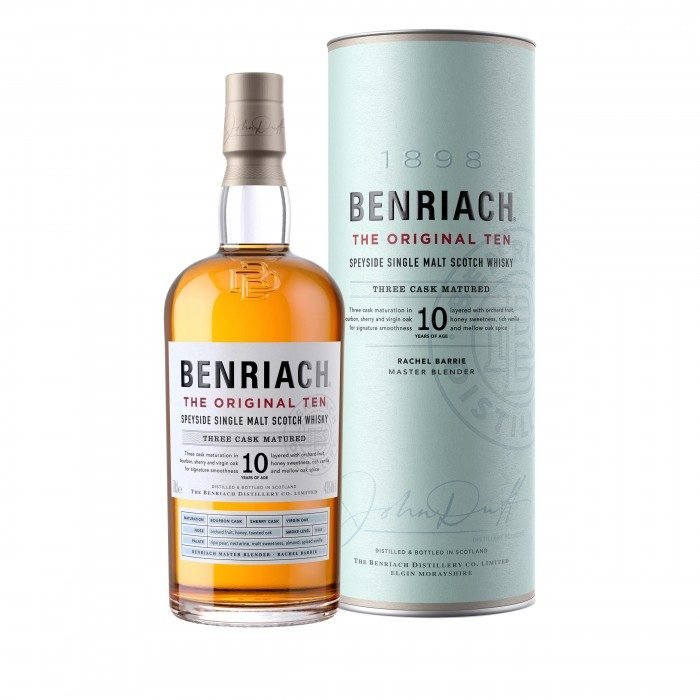 Benriach The Original Ten with box