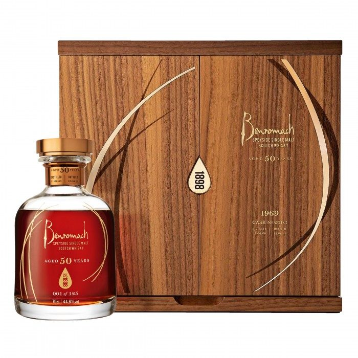 Benromach 50 Year Old with case