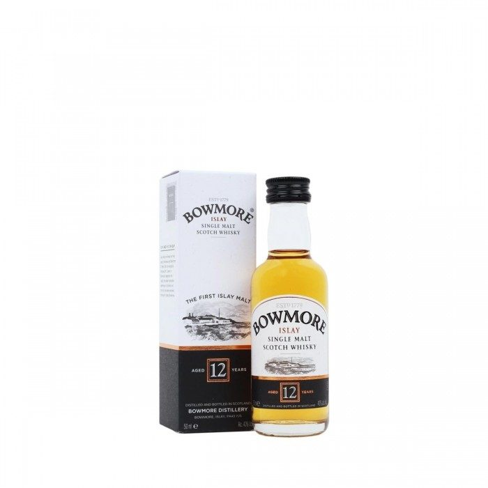 Bowmore 12 year old 5cl