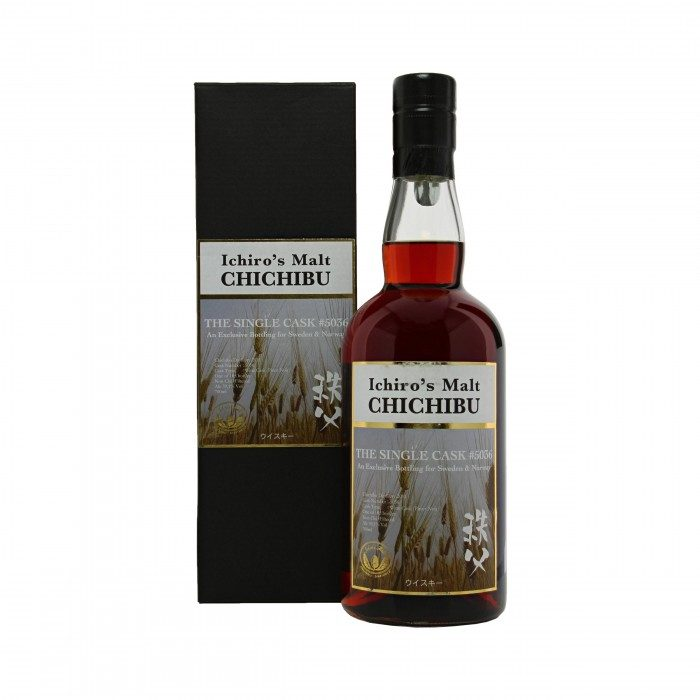 Chichibu Single Cask #5036 with box