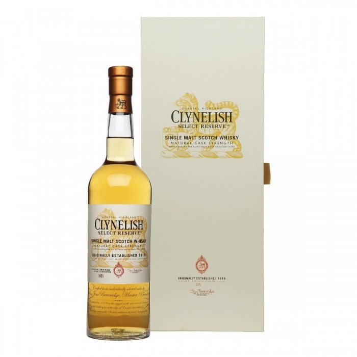 Clynelish Select Reserve 2014 Special Release with box